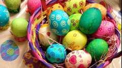 Готовимся к светлому воскресению. Корзинка для пасхальных яиц своими руками