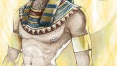 Греческий бог солнца гелиос воплотился в статуе колосса родосского