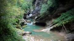 """Гуамское ущелье: базы отдыха. """"Водолей"""" (гуамское ущелье): фото и отзывы туристов"""