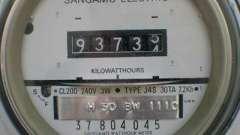 Характеристики счетчика электроэнергии