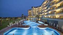 "Heaven beach resort & spa. Отдых в турции, сиде - отели ""5 звезд"""
