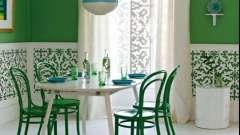 Хитрости домашнего уюта: какой цвет сочетается с зеленым?