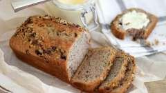 Хлеб с медом и орехами. Рецепты приготовления