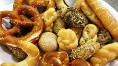 Хлебобулочные изделия: ассортимент. Ассортимент хлеба и хлебобулочных изделий