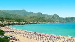 Хорошие пляжи италии на материке и островах