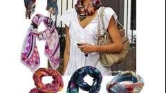 Хотите научиться красиво завязывать шарфы? Нет ничего проще!