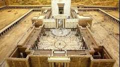 Храм соломона - главная святыня иерусалима в древности