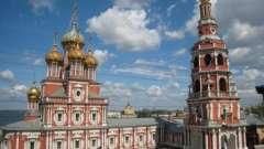 Храмы нижнего новгорода - визитная карточка города