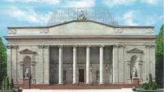 Художественный музей минска: описание, выставки