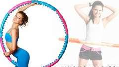 Хула-хуп: массажный обруч с шипами