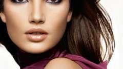 Идеальный макияж для брюнетки с карими глазами