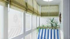 Идея для балкона, или как не захламить полезную площадь