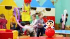 Игрушки неваляшки - символ детства