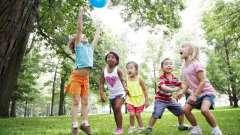 Игры на улице для детей и подростков