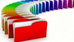 Иконка для папки: инструкция по установке