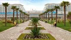 Имеретинский курорт - место в сочи, в котором стоит побывать