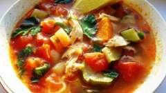 Индейка с овощами: сытно и полезно