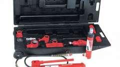 Инструмент для кузовного ремонта автомобилей. Ремонт кузова