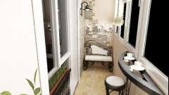 Интерьер балкона: идеи и советы