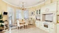 Интерьер кухонь в классическом стиле – признак хорошего вкуса
