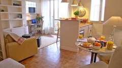 Интерьер однокомнатной квартиры 30 кв. М. Однокомнатная квартира-студия. Идеи интерьера