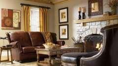 Интерьер в гостиной в доме: идеи дизайна, особенности оформления и рекомендации