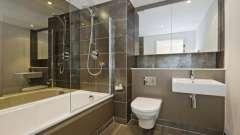 Интерьер ванных комнат, совмещенных с туалетом: советы по обустройству и оформлению