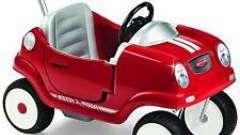 Интересная игрушка для ребенка - каталка детская