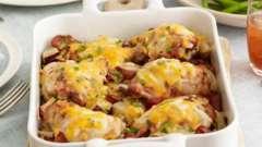 Интересные горячие блюда из курицы: первое и второе