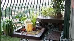 Интересные идеи для балкона