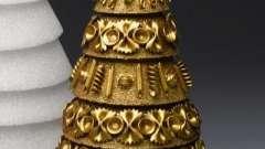 Интересные украшения интерьера: топиарий из макарон своими руками