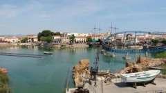 Испания, парк порт авентура. Port aventura park. Парк развлечений порт авентура