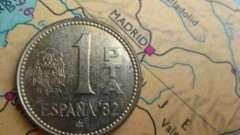 Испанская валюта: от реала - к евро. Монеты испании