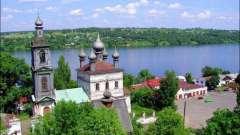 Иваново - нижний новгород: прокладываем маршрут