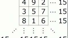 Из чего состоит и как работает магический квадрат