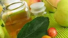 Яблочный уксус: рецепт