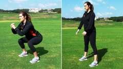 Эффективные упражнения для ягодиц и бедер - залог подтянутости и упругости мышц ног
