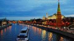 Экскурсия на теплоходе по москве-реке - популярный вид отдыха в российской столице