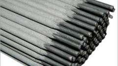 Электрод - это металлический стержень с особым покрытием, предназначенный для сварочных работ