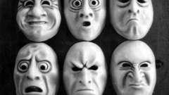 Эмоции людей: виды