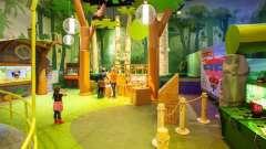 «Энгри бердз» - парк в «европолисе». Описание, отзывы и фото