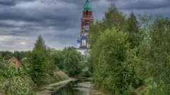 Юрьев-польский. Достопримечательности и история города