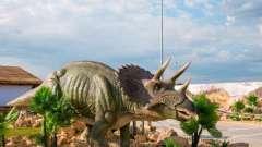 """""""Юркин парк"""" - парк динозавров в казани"""
