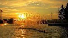 Южно-приморский парк в петербурге
