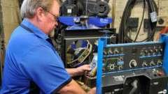 Качественный ремонт сварочных аппаратов