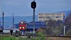 Как добраться до анапы поездом?