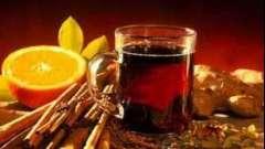 Как готовить глинтвейн, традиционный рождественский напиток в европе