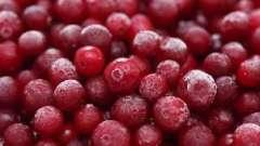 Как хранить бруснику: замораживаем, готовим варенье из полезной ягоды