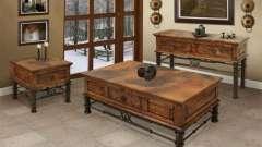 Как искусственно состарить мебель своими руками в домашних условиях: мастер-класс