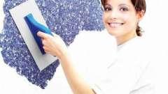 Как клеить жидкие обои: подготовка стен и технология нанесения